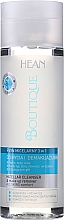 Micelární voda na odstranění make-upu - Hean Boutique Micellar Cleanser — foto N1