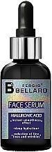 Parfémy, Parfumerie, kosmetika Pleťové sérum s kyselinou hyaluronovou - Fergio Bellaro Face Serum Hyaluronic Acid