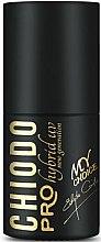 Parfémy, Parfumerie, kosmetika Hybridní lak na nehty - Chiodo Pro Black & White Style