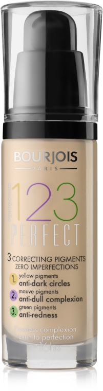 Make-up - Bourjois 123 Perfect