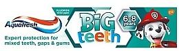 Parfémy, Parfumerie, kosmetika Zubní pasta Big teeth - Aquafresh PAW Patrol