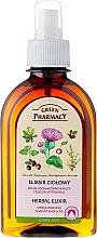 """Parfémy, Parfumerie, kosmetika Bylinný elixír """"Proti vypadávání vlasů"""" - Green Pharmacy"""