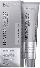 Parfémy, Parfumerie, kosmetika Krém-gel barvá na vlasy - Revlon Professional Revlonissimo Color & Care Technology XL150