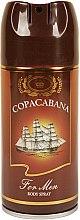 Parfémy, Parfumerie, kosmetika Jean Marc Copacabana - Deodorant-sprej