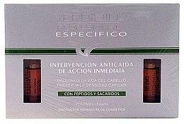 Parfémy, Parfumerie, kosmetika Ampule proti vypadávání vlasů - Verdimill Professional Ampoules Fall Protection Shock Treatment