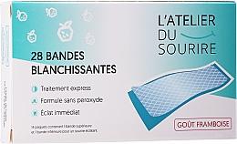 Parfémy, Parfumerie, kosmetika Bělicí pásky na zuby - L'Atelier Du Sourire