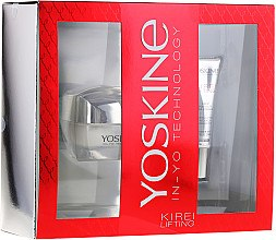 Parfémy, Parfumerie, kosmetika Sada - Yoskine Kirei Lifting 60+ (cr/50ml + eye/cr/15ml)