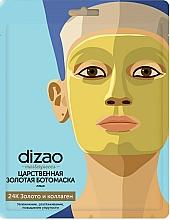 Parfémy, Parfumerie, kosmetika Boto maska na obličej Královská zlatá - Dizao