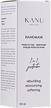 Parfémy, Parfumerie, kosmetika Maska na ruce - Kanu Nature Hand Mask