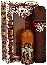 Parfémy, Parfumerie, kosmetika Cuba Jungle Tiger - Sada (edp 100ml + deo 50ml)