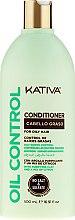 Parfémy, Parfumerie, kosmetika Kondicionér pro mastné vlasy - Kativa Oil Control Conditioner