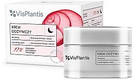 Parfémy, Parfumerie, kosmetika Noční krém na obličej - Vis Plantis Reti Vital Care Anti-Wrinkle Nourishing Night Cream