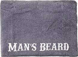 Parfémy, Parfumerie, kosmetika Froté ručník - Man`s Beard