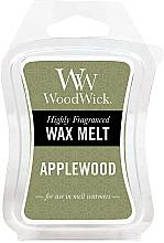 Parfémy, Parfumerie, kosmetika Voňavý vosk - WoodWick Wax Melt Applewood