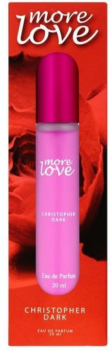 Christopher Dark More Love - Parfémovaná voda (mini)
