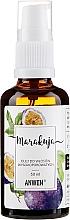 "Parfémy, Parfumerie, kosmetika Olej pro vysoce porézní vlasy ""Passion fruit"" - Anwen Passion Fruit Oil for High-Porous Hair (sklo)"