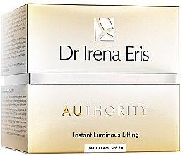 Parfémy, Parfumerie, kosmetika Krém na obličej - Dr Irena Eris Authority Instant Luminous