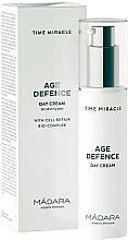 Parfémy, Parfumerie, kosmetika Denní krém na obličej - Madara Cosmetics Time Miracle Age Defence