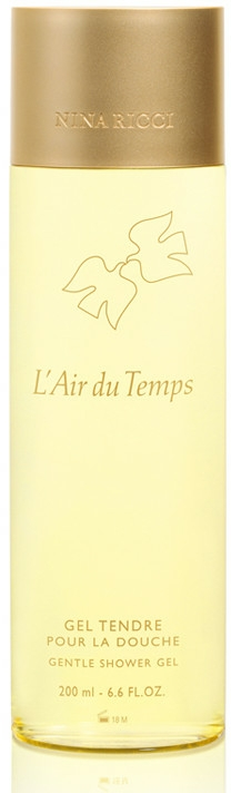 Nina Ricci L'air Du Temps Perfumed Bath & Shower - Sprchový gel — foto N1