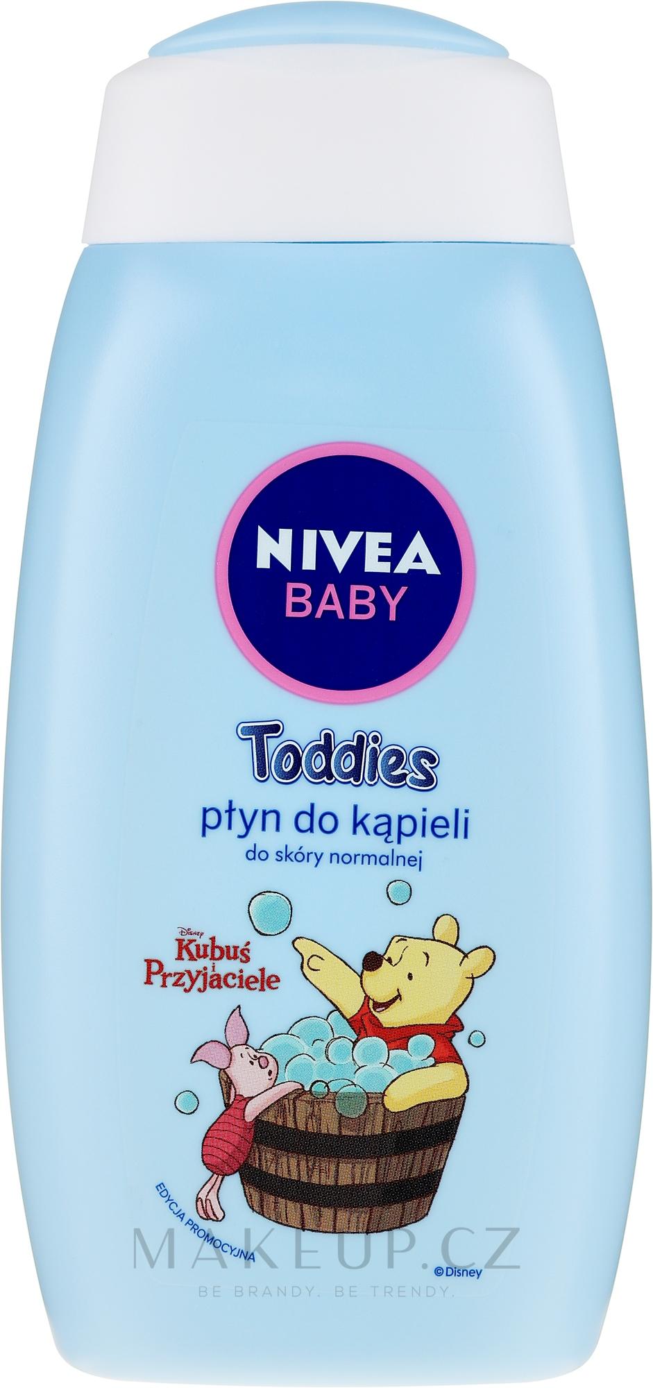 """Prostředek pro koupání pro normální pleť """" Winnie And Friends """" - Nivea Baby Toddies Winnie And Friends — foto 500 ml"""