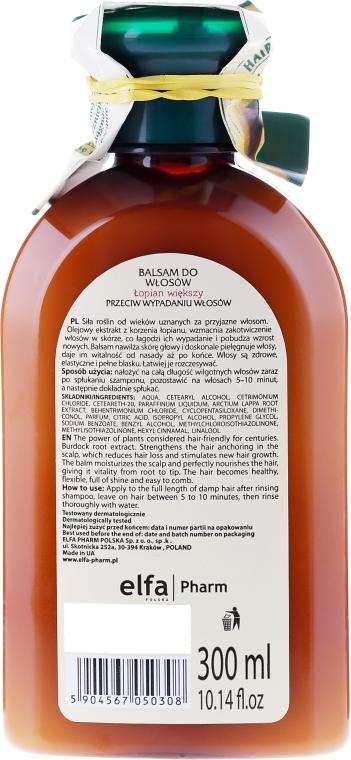 Balzám proti vypadávání vlasů - Green Pharmacy — foto N2