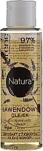"""Parfémy, Parfumerie, kosmetika Olej na odličování """"Levandule"""" - Lirene Natura Makeup Remover Oil"""