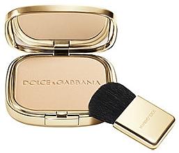 Parfémy, Parfumerie, kosmetika Pleťový pudr - Dolce&Gabbana The Pressed Powder