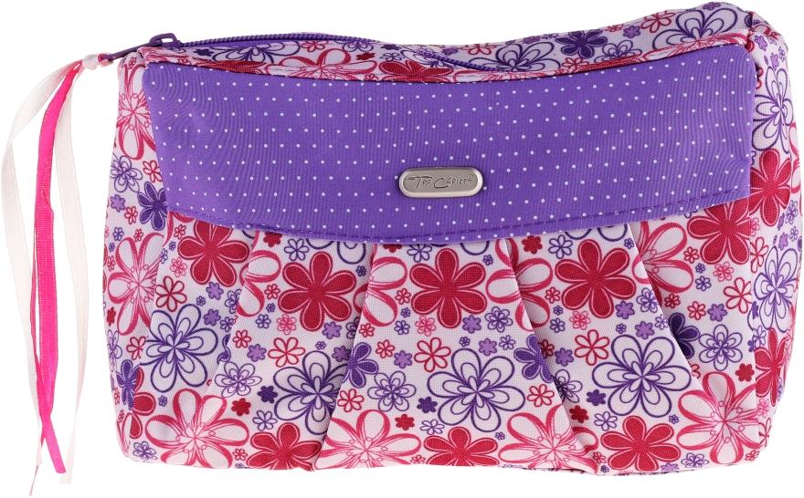 Kosmetická taška Ribbons 93937, fialová - Top Choice — foto N1