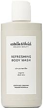 Parfémy, Parfumerie, kosmetika Osvěžující sprchový gel - Estelle & Thild Citrus Menthe Refreshing Body Wash