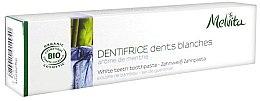 Parfémy, Parfumerie, kosmetika Zubní pasta - Melvita Dentifrice White Teeth Toothpaste