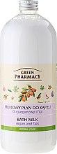 Parfémy, Parfumerie, kosmetika Mléko do koupele Argan a fíky - Green Pharmacy