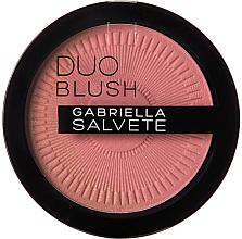 Parfémy, Parfumerie, kosmetika Duo tvářenka - Gabriella Salvete Duo Blush