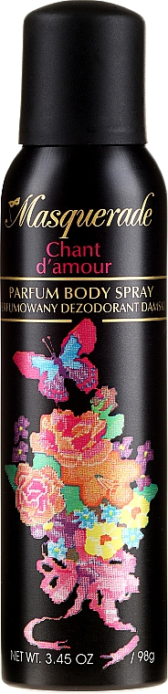 Deodorant - Masquerade Chant D'amour Deo Spray