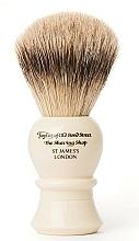 Parfémy, Parfumerie, kosmetika Holicí štětec, S2235 - Taylor of Old Bond Street Shaving Brush Super Badger size L