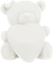 Parfémy, Parfumerie, kosmetika Přírodní, ručně vyráběné mýdlo Velký medvídek se srdcem s vůní ananasu - LaQ Happy Soaps Natural Soap