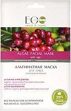 """Parfémy, Parfumerie, kosmetika Alginátová maska na obličej """"Omlazující"""" - ECO Laboratorie Algae Facial Mask"""