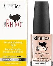 "Parfémy, Parfumerie, kosmetika Péče o slabé a křehké nehty ""Nosorožec"" - Kinetics Nano Rhino Nail Treatment"