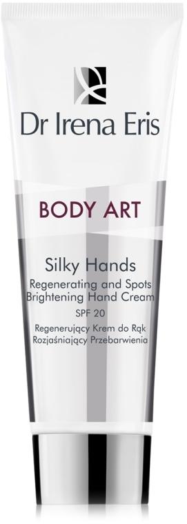 Krém na ruce - Dr Irena Eris Body Art Silky Hands — foto N1