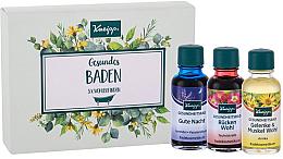 Parfémy, Parfumerie, kosmetika Sada - Kneipp (bath/oil/20mlx3)