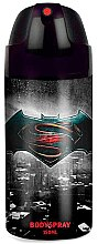 Parfémy, Parfumerie, kosmetika Deodorant - Corsair Batman vs. Superman Body Spray