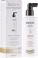 Parfémy, Parfumerie, kosmetika Vyživující maska na vlasy - Nioxin Thinning Hair System 3 Scalp Treatment
