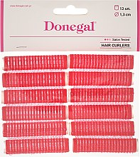 Parfémy, Parfumerie, kosmetika Samodržící natáčky, 13 mm, 12 ks - Donegal Hair Curlers