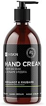 Parfémy, Parfumerie, kosmetika Krém na ruce Bergamot a reveň - HiSkin Bergamot & Rhubarb Hand Cream