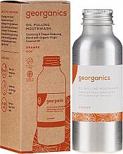 Parfémy, Parfumerie, kosmetika Ústní voda - Georganics Red Mandarin Mouthwash