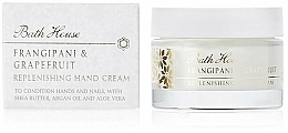 Parfémy, Parfumerie, kosmetika Bath House Frangipani & Grapefruit - Krém na ruce