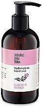 Parfémy, Parfumerie, kosmetika Mýdlo na ruce - Make Me Bio Garden Roses Soap