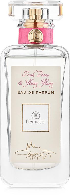 Dermacol Fresh Peony And Ylang Ylang - Parfémovaná voda — foto N1