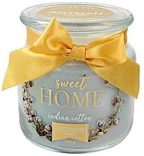 Parfémy, Parfumerie, kosmetika Vonná svíčka - Artman Sweet Home