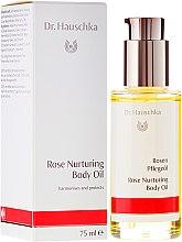 """Parfémy, Parfumerie, kosmetika Tělový olej """"Růže"""" - Dr. Hauschka Rose Nurturing Body Oil"""