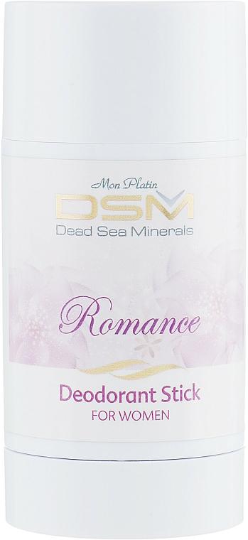 Deodorant pro ženy Romance - Mon Platin DSM Deodorant Stick Romance